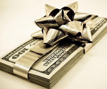 Monetary incentives